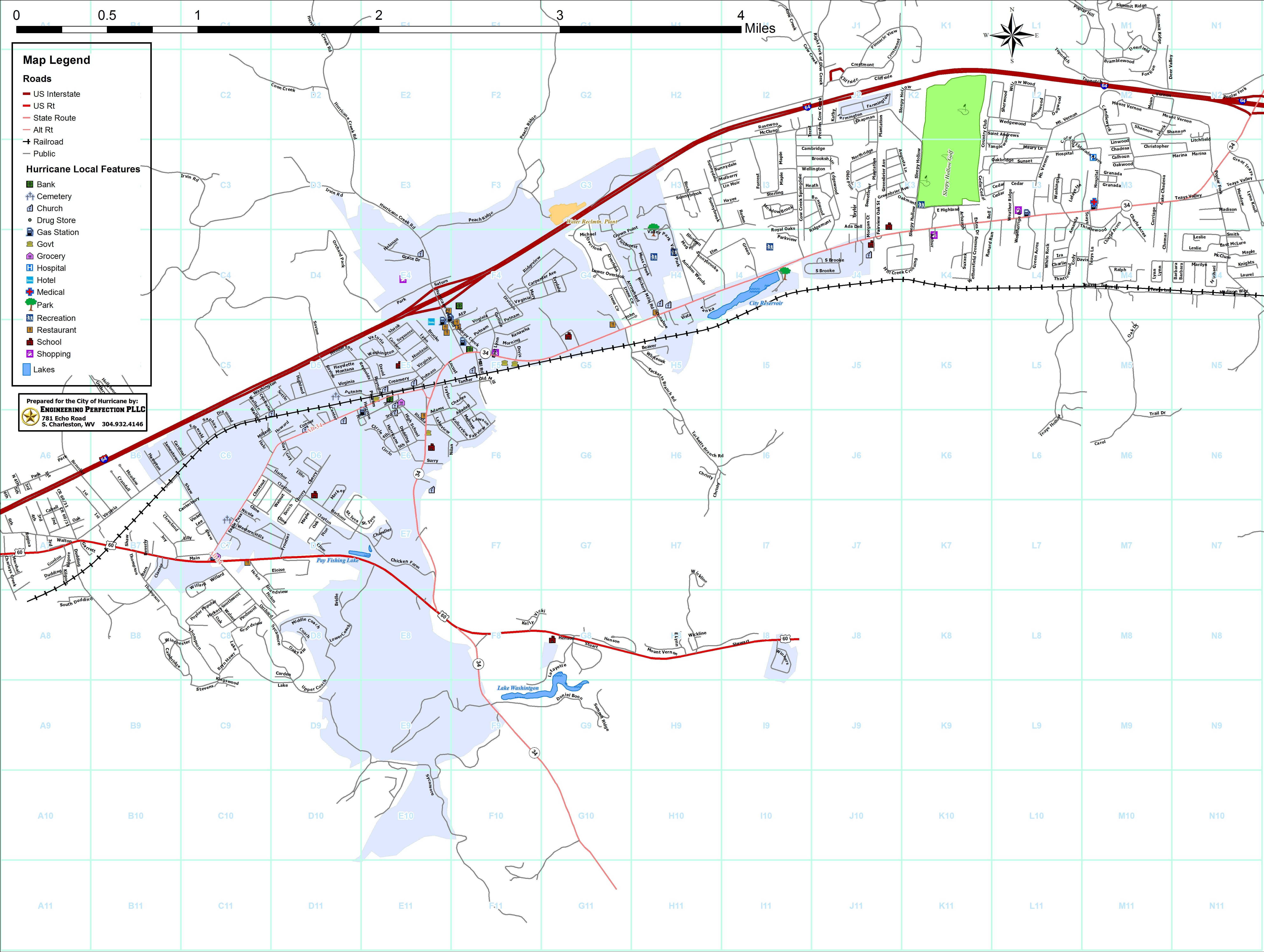 Zoning Map | Government | City of Hurricane